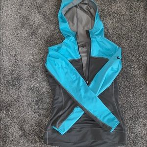 Nike Pro Half Zip Hoodie
